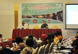 Rakerda Asmindo Solo Raya, Jumat (21/2/2014) lorin Hotel
