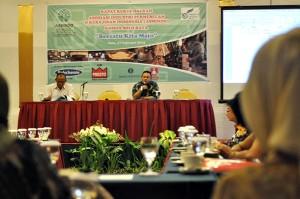 Rakerda Asmindo Solo Raya di Lorin Solo Hotel, Jumat (21/2/2014)
