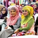 HMC Solo Raya, Hijab @ Mall