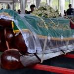 Ribuan Pelayat di Pemakaman 'Bos Sritex'
