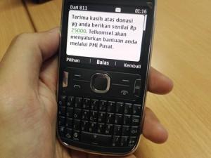 Telkomsel Donasi 811