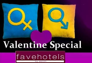 Special Valentine Favehotel