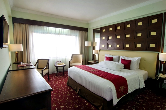 Exquisite Experience  Room Package, di Sunan Hotel