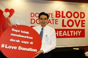 Jatengonline.com-Donor darah Sunan hOtel.