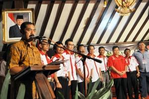 Jatengonline.com - walikota kukuhkan anggota orari SOlo