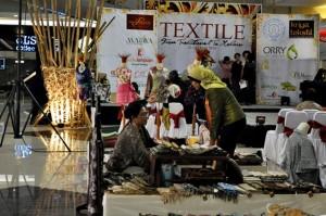 Event Textile digelar di Atrium Sopar Mal