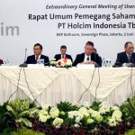 Holcim Indonesia  Gabungkan Anak Perusahaan