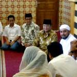 Prabowo Silaturahmi ke Habib Syech