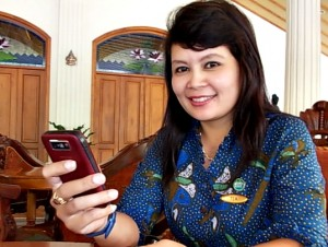 Marcomm Manager KSPH Solo, Tia Kristyanti