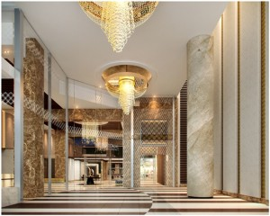 Lobi Aston Hotel Solo
