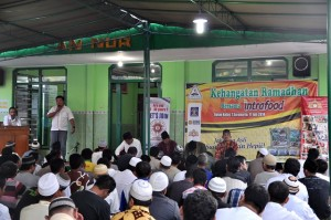 Sambutan Reza Wijaya Manajer Marketing & Horeca Intrafood
