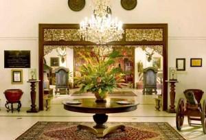Museum Batik Danarhadi Koridor utama