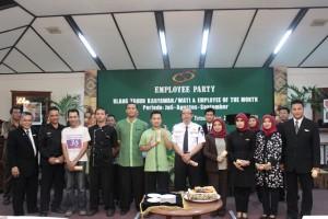 Employe party KSPH