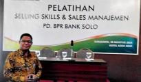 Ketua Dewan Pengawas PD BPR Bank Solo, Drs. Suharno, MM, Akuntan
