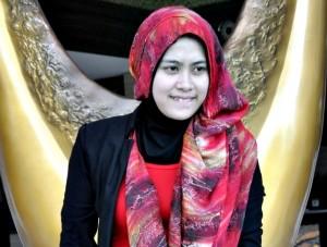 Wisti Valerina, PR Syariah Hotel Solo