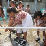 Peringatan Hari Cuci Tangan se Dunia