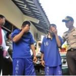 Bobol Super Market, Dua Pelaku Dibekuk Polisi
