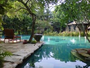 Kolam Renang Lorin Hotel
