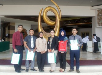 Telkom University Kunjungi Syariah Hotel Solo