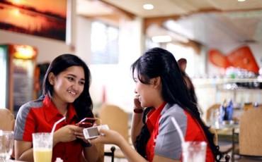 Telkomsel, Indonesia Genggam Internet