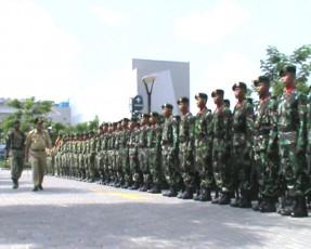 200 Prajurit TNI Brigif 6 Bantu Korban Longsor Banjarnegara
