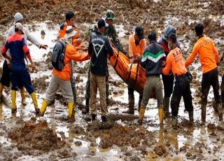 Polres Sukoharjo Kirim Bantuan ke Banjarnegara