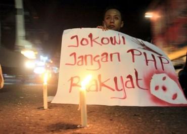 """Suci: """"Hanya Mengingatkan Pak Jokowi"""""""