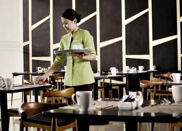 Meriahnya Imlek di Atria Hotel Magelang