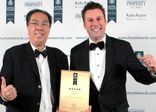 Anantara Seminyak Bali Raih Hotel Award