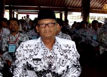Kepala Dinas Pendidikan Daftar Cabup Sukoharjo