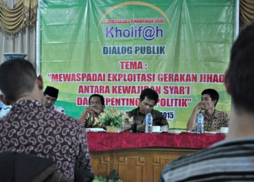 Jihad Instrumen Gerakan Salafisme Radikalis