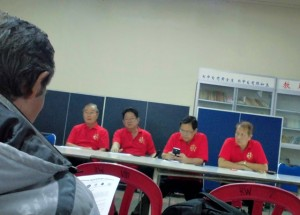 Panitia Imlek JP Himpunan FuQing