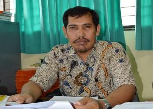 Ketua Program Studi MAP, Drs. Aris Tri Haryanto, MM,