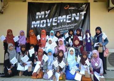 HTI Gelar 'my movement'