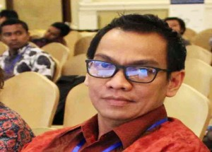 GM Corporate Communication Alfamart, Nur Rachman