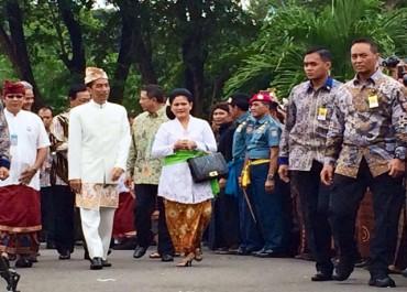 Jokowi Dijadwalkan Hadiri Tawur Agung di Candi Prambanan