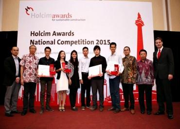 Pemenang Holcim Awards National Competition 2015