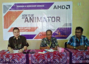 workshop animasi