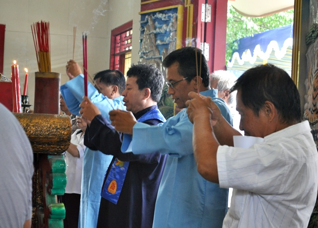 Ching Bing, Tradisi Mengenang Leluhur