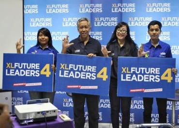 XL Future Leader Cetak Pemimpin Handal