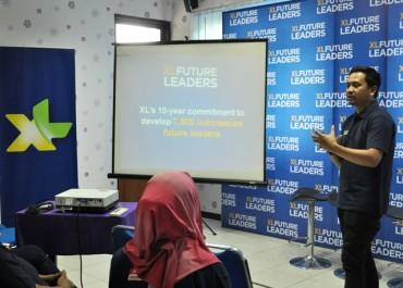 XL Future Leader Bidik Ribuan Mahasiswa
