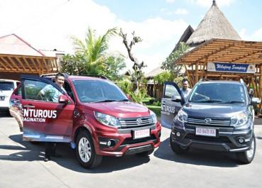 Daihatsu New Terios Perkuat  Pasar