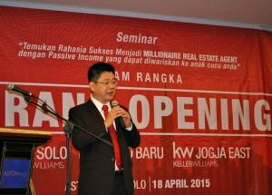 Seminar Rahasia Sukses Menjadi Millionaire Real Estate Agent