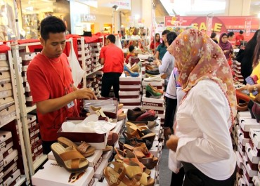The Park Mall Gelar Hush Puppies Roadshow