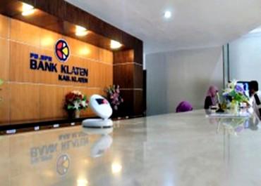 Dilantik, Direksi Bank Klaten Baru