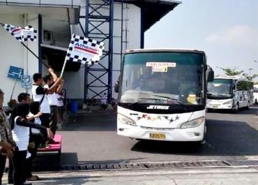 1000 Konsumen Kembali Ke Jakarta Gratis Bersama Alfamart dan P&G