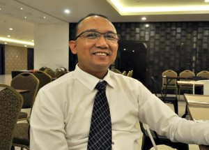 General Manager de Laxston Hotel, Agus Budiono