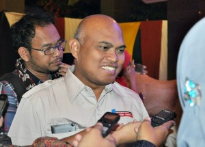 Direktur Komersil Semen Gresik, Mukhamad Saifudin