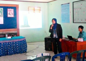 Kepala Biskom PNM Cabang Solo, Setiyo Prihartaeni