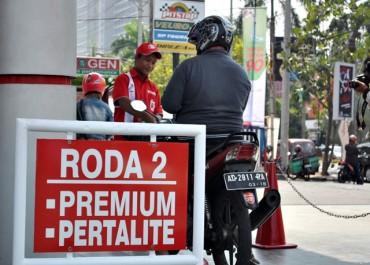 Pertalite Tersedia Di SPBU Soloraya